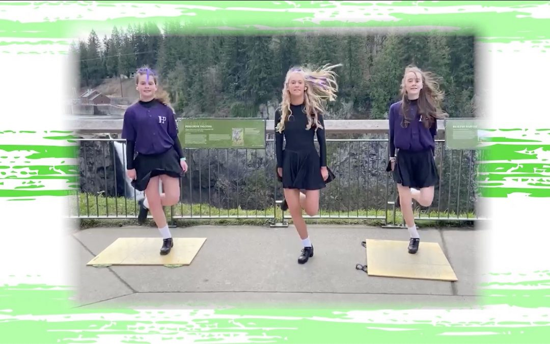 St. Patrick's Day Around the Puget Sound – Haley Prendergast School of Irish Dance