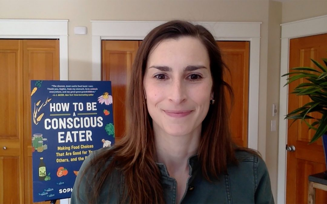 Sophie Egan – How to Be a Conscious Eater