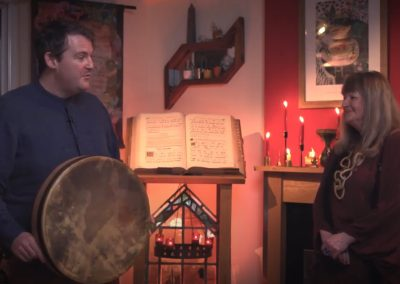 Mother and Son: Lamentation and Joy in Irish traditional Song and Poetry.